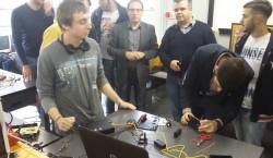 Atelier d'électronique
