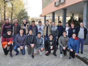 Le groupe franco-italien