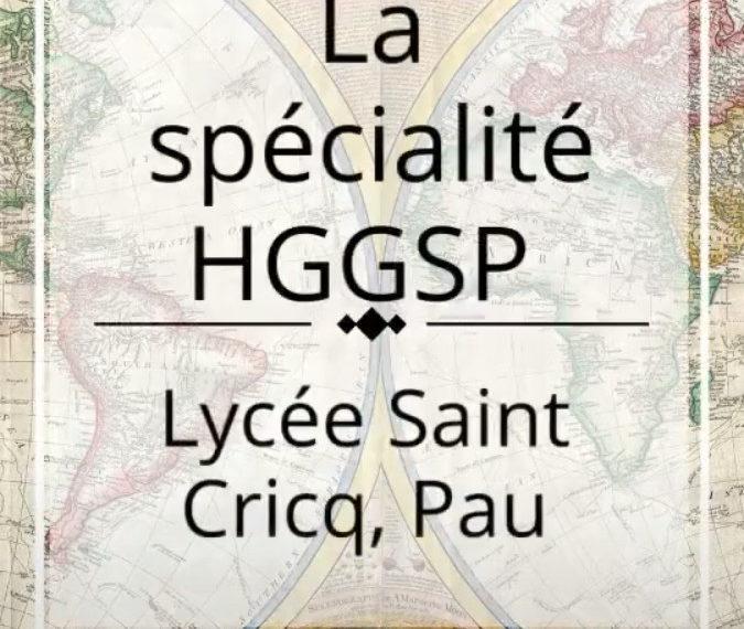 Capsules vidéos en spécialité HGGSP (Histoire-Géographie-Géopolitique-Sciences Politiques)