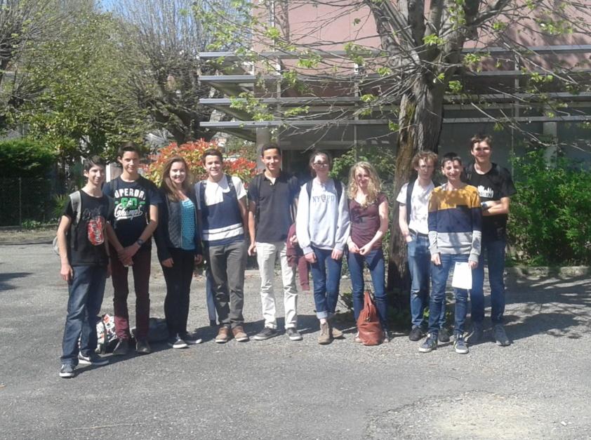La Section Européenne Scientifique Anglo-allemande vainqueur du concours Educaduinov !