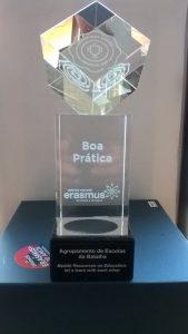 Prix des bonnes pratiques Erasmus+