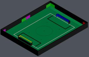 Terrain Soccer