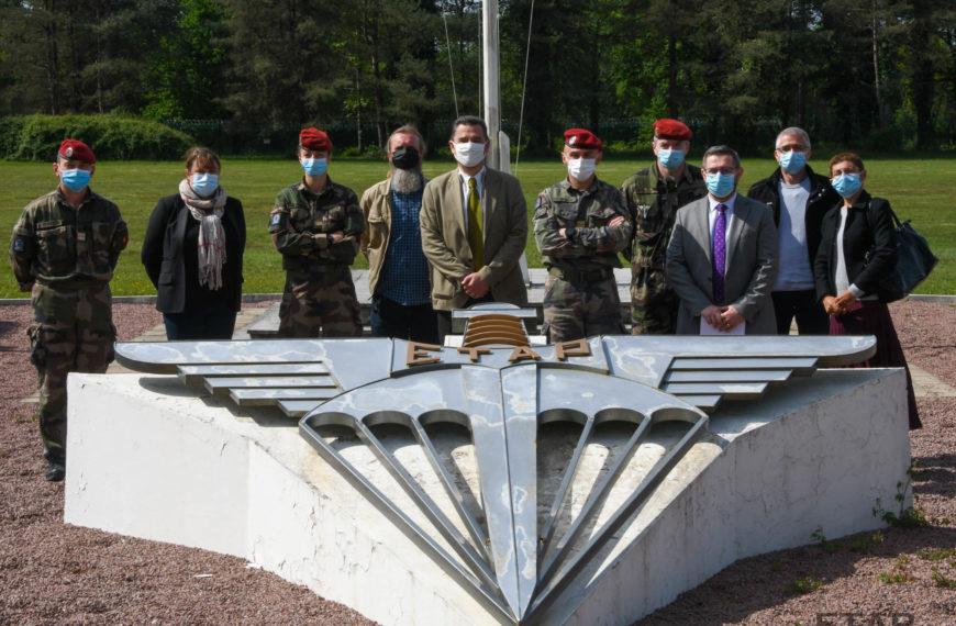 Signature de la convention avec l'ETAP pour la création d'une classe de défense et sécurité globale